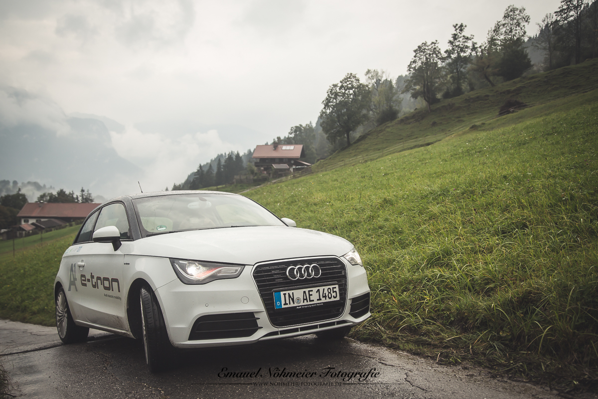 Audi A1 Etron -11. September 2014  -  12