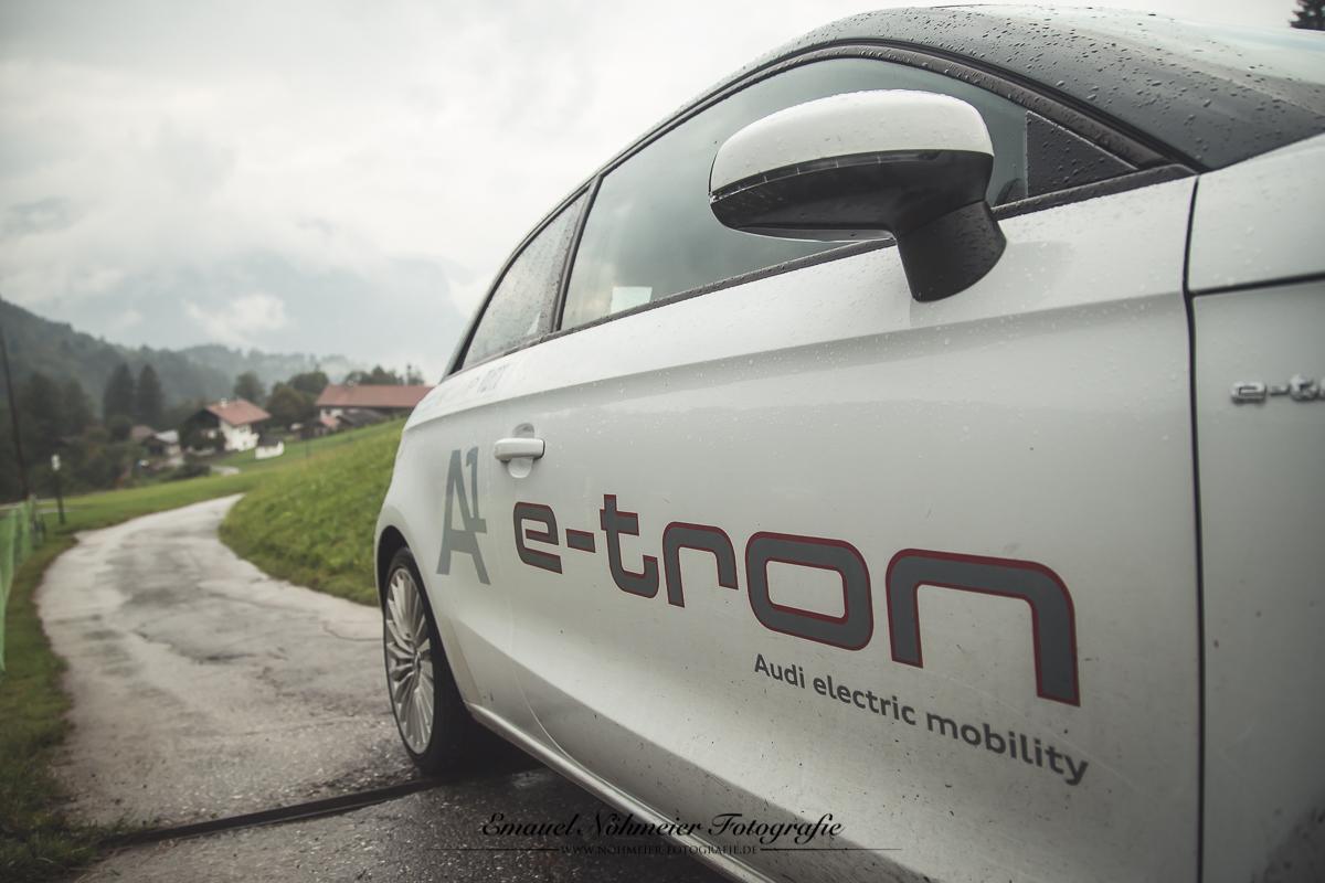Audi A1 Etron -11. September 2014  -  13