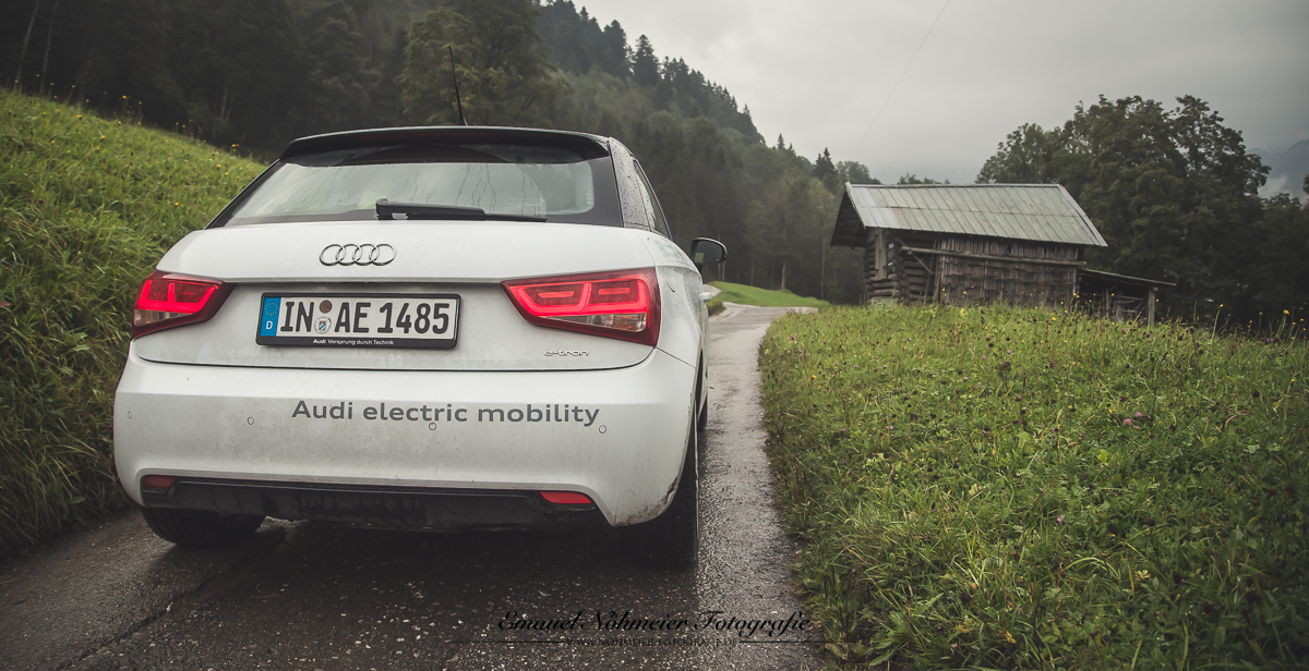 Audi A1 Etron -11. September 2014  -  14