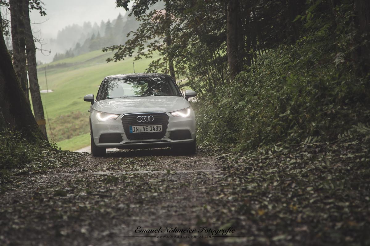 Audi A1 Etron -11. September 2014  -  17