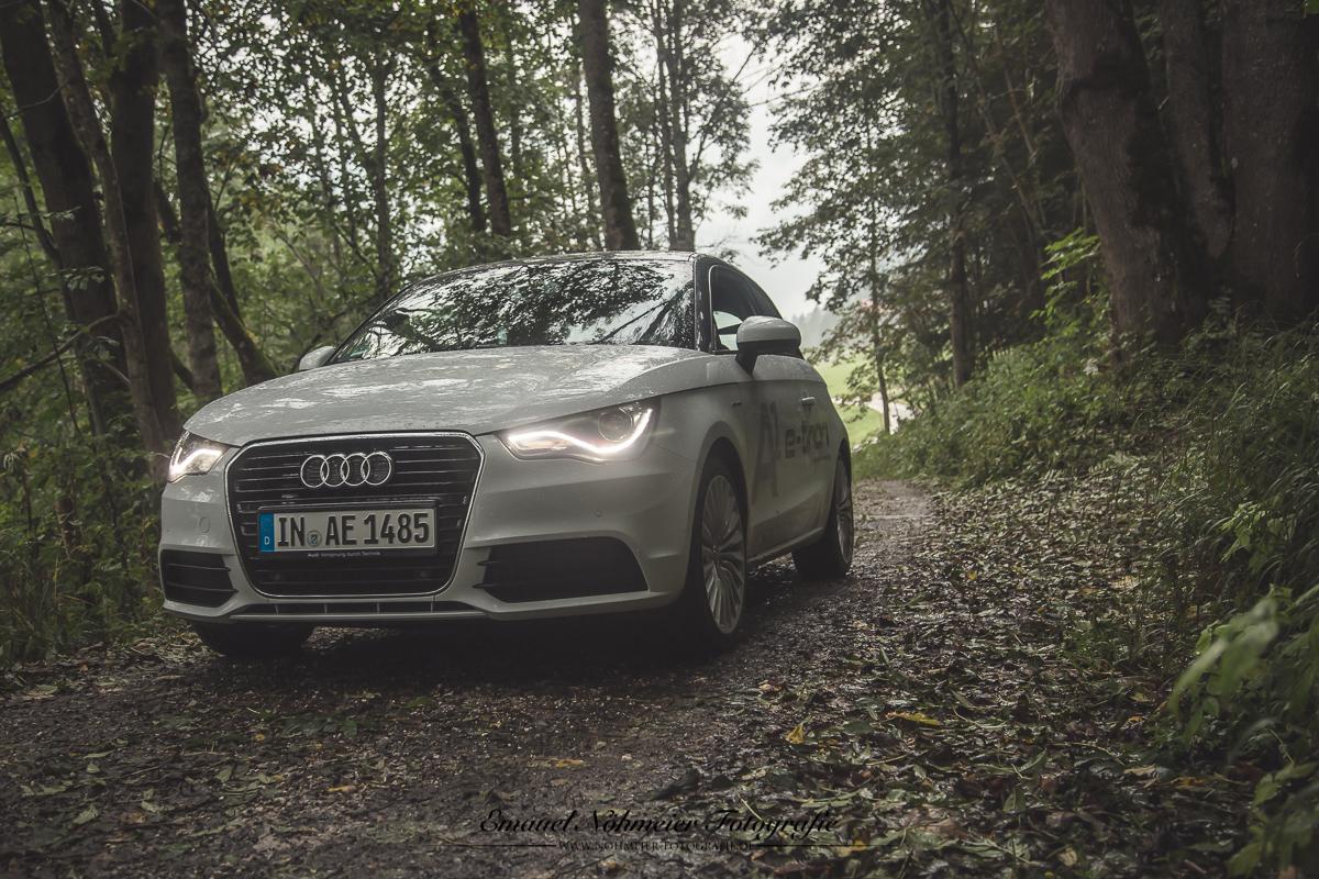Audi A1 Etron -11. September 2014  -  18