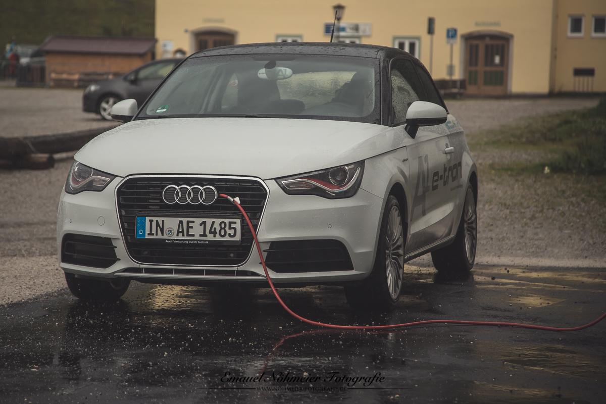 Audi A1 Etron -11. September 2014  -  2