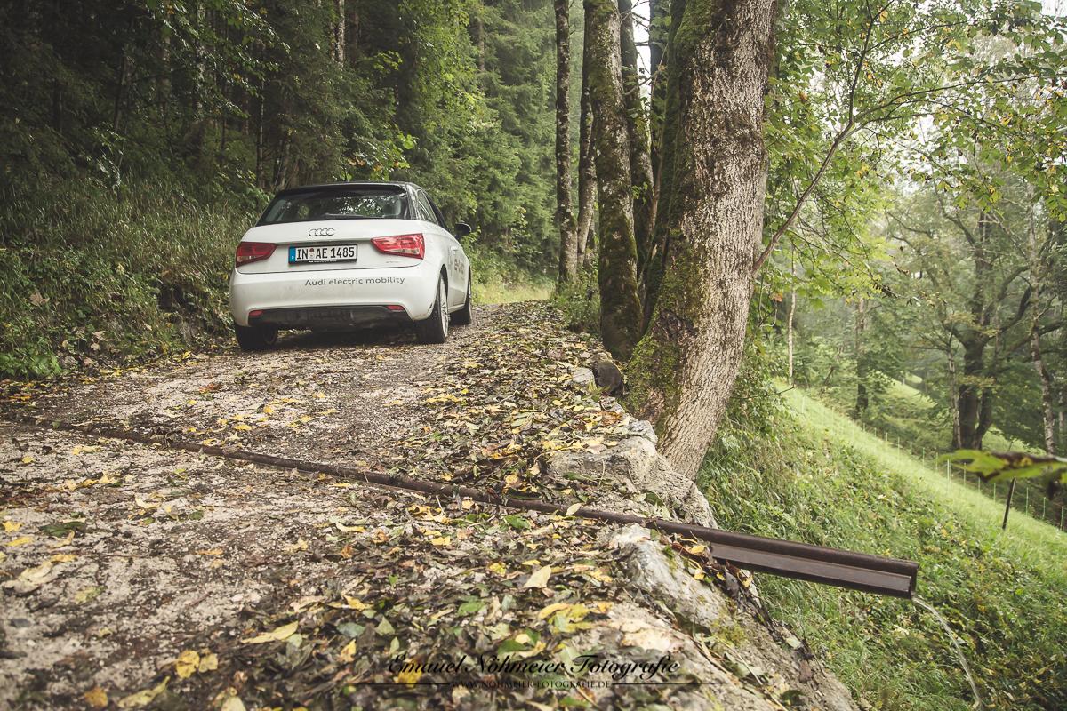 Audi A1 Etron -11. September 2014  -  20