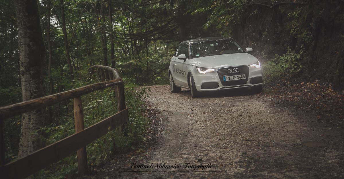 Audi A1 Etron -11. September 2014  -  22
