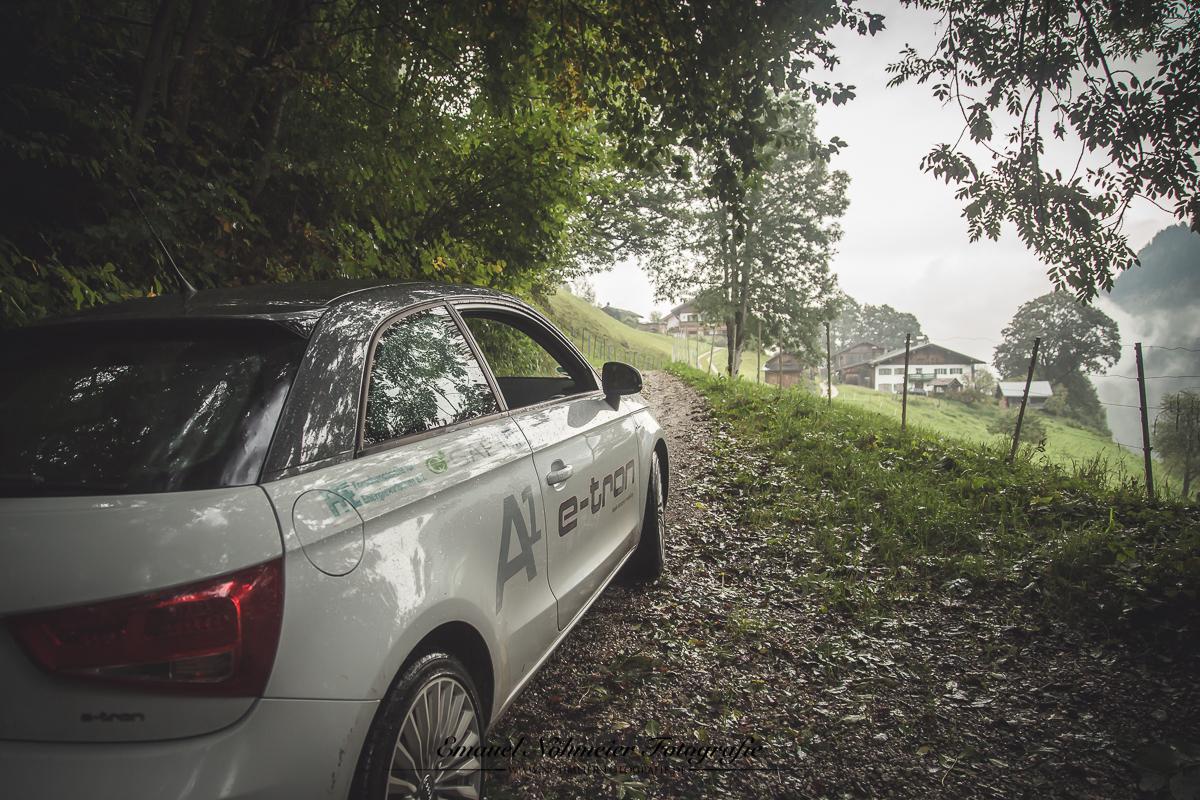 Audi A1 Etron -11. September 2014  -  23