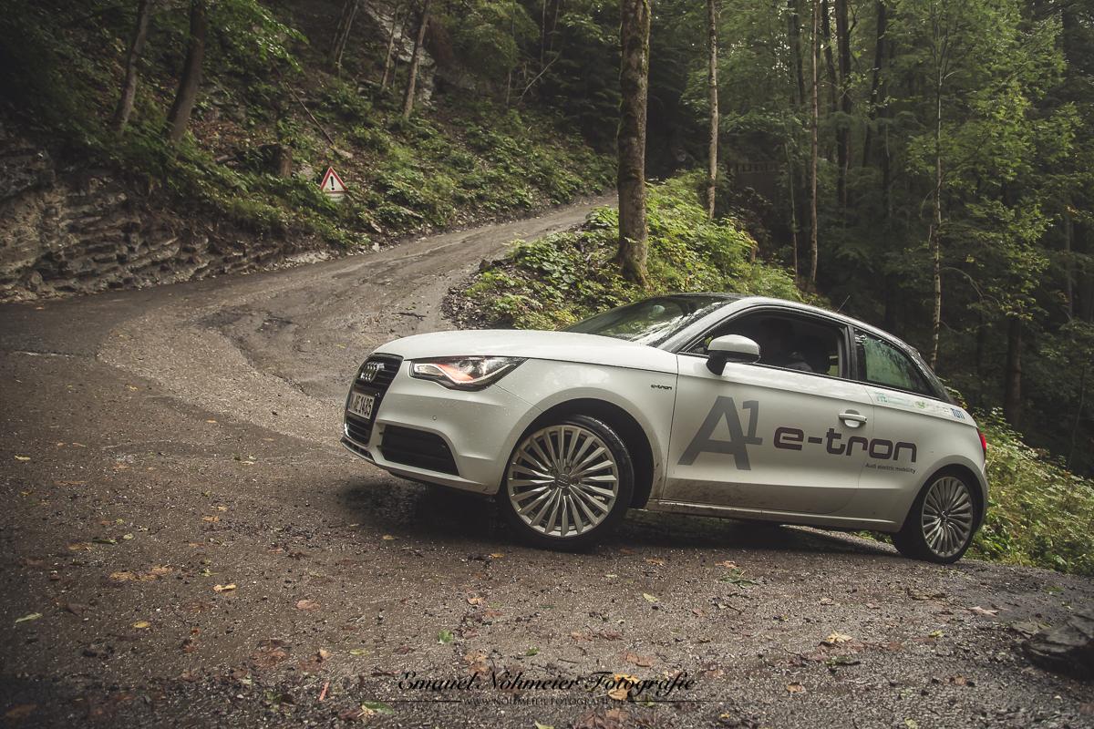 Audi A1 Etron -11. September 2014  -  7