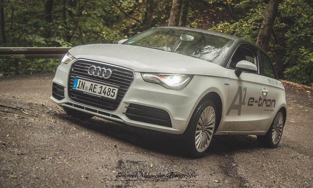 Audi A1 Etron -11. September 2014  -  9