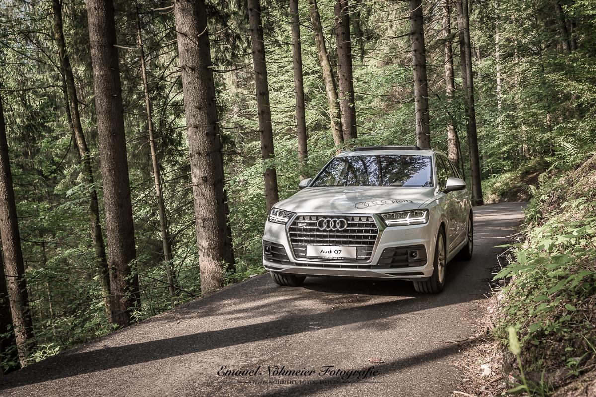 Audi Q7 -10. Juni 2015  -  10