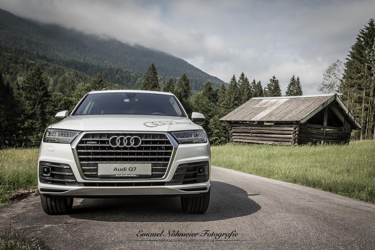 Audi Q7 -10. Juni 2015  -  2