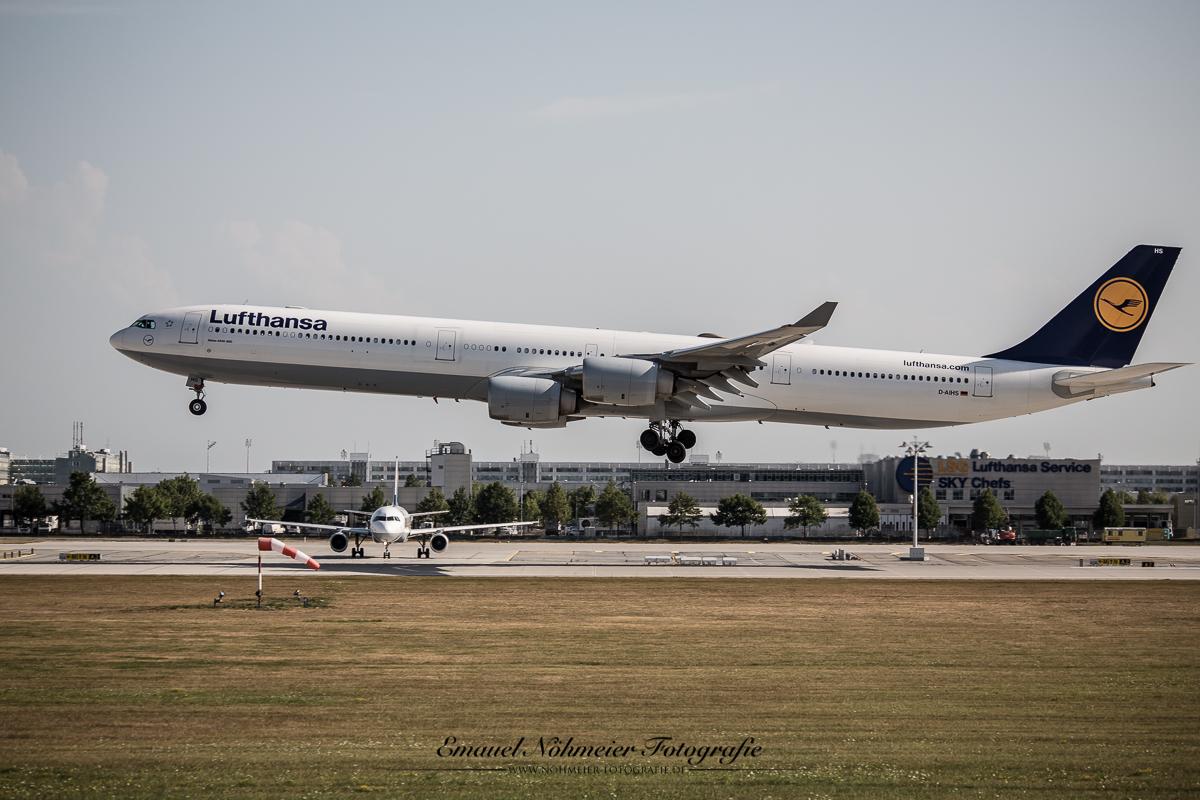 Plane Spotting MUC -06. August 2013  -  22