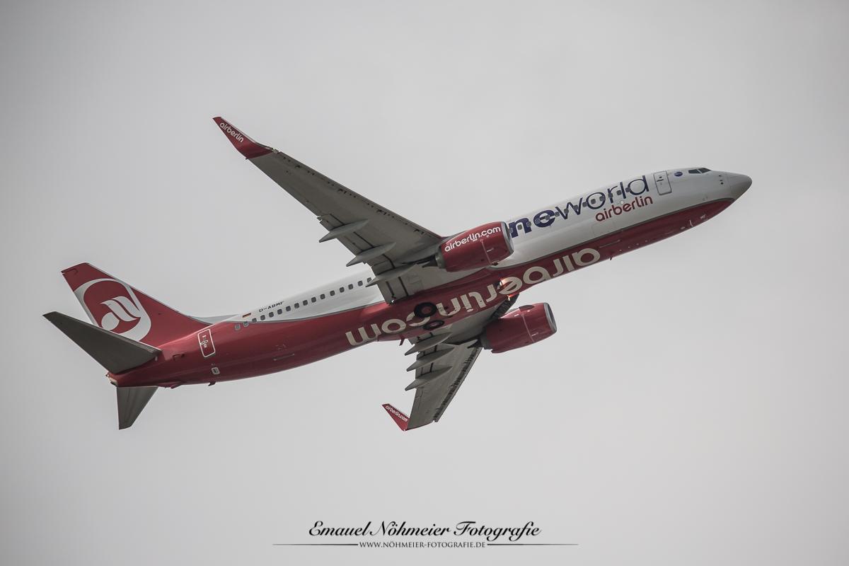 Plane Spotting MUC -08. August 2013  -  24