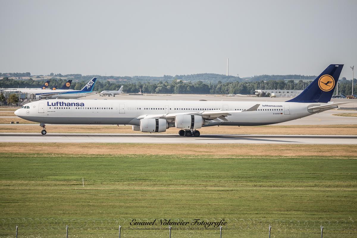 Plane Spotting MUC -08. August 2013  -  30